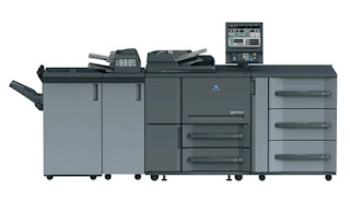 Konica Minolta bizhub PRESS 1052e Drivers, Review
