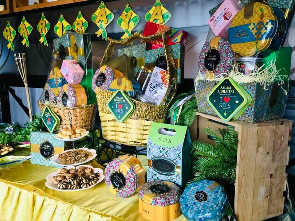 Special Ramadhan Raya SDS - Raya Gift Set