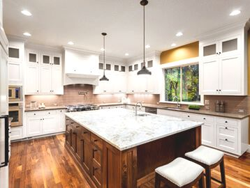 Extreme Granite and Marble Marble Kitchen Countertops Rochester MI