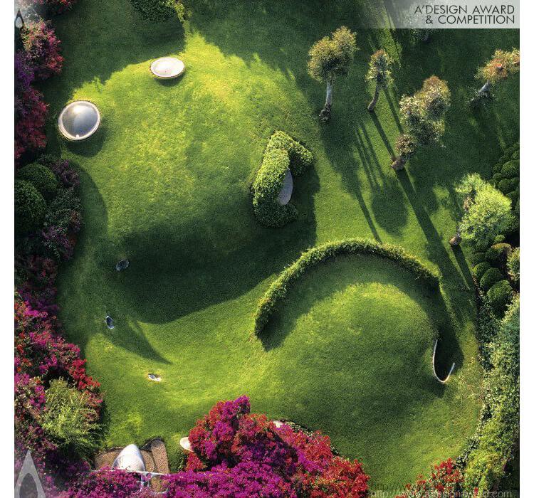 Design Award - Organic House House by Javier Senosiain & Daniel Arredondo