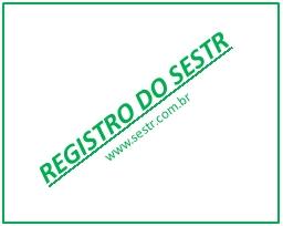 Registro do SESTR   Sestr - Segurança e Saúde no Trabalho Rural 8c96956894