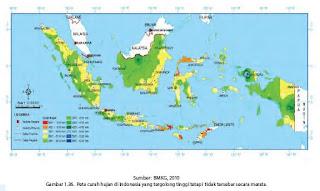 Kondisi Iklim Indonesia