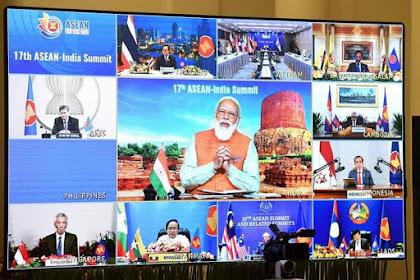 Kemitraan ASEAN dan India Tingkatkan Kerja Sama Kesehatan dan Digital