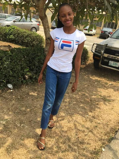 Final Year Student dies few days after writing her exams