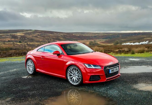 review Audi TT coupe,Price £27,585 - £41,050