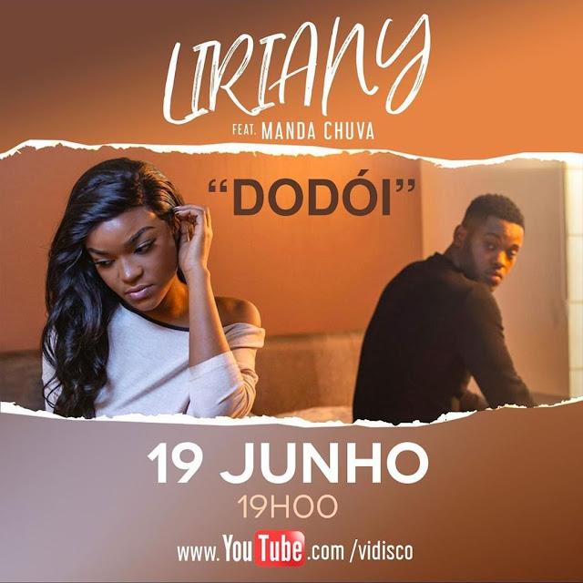 Liriany Feat. Manda Chuva - Dodói (Zouk)
