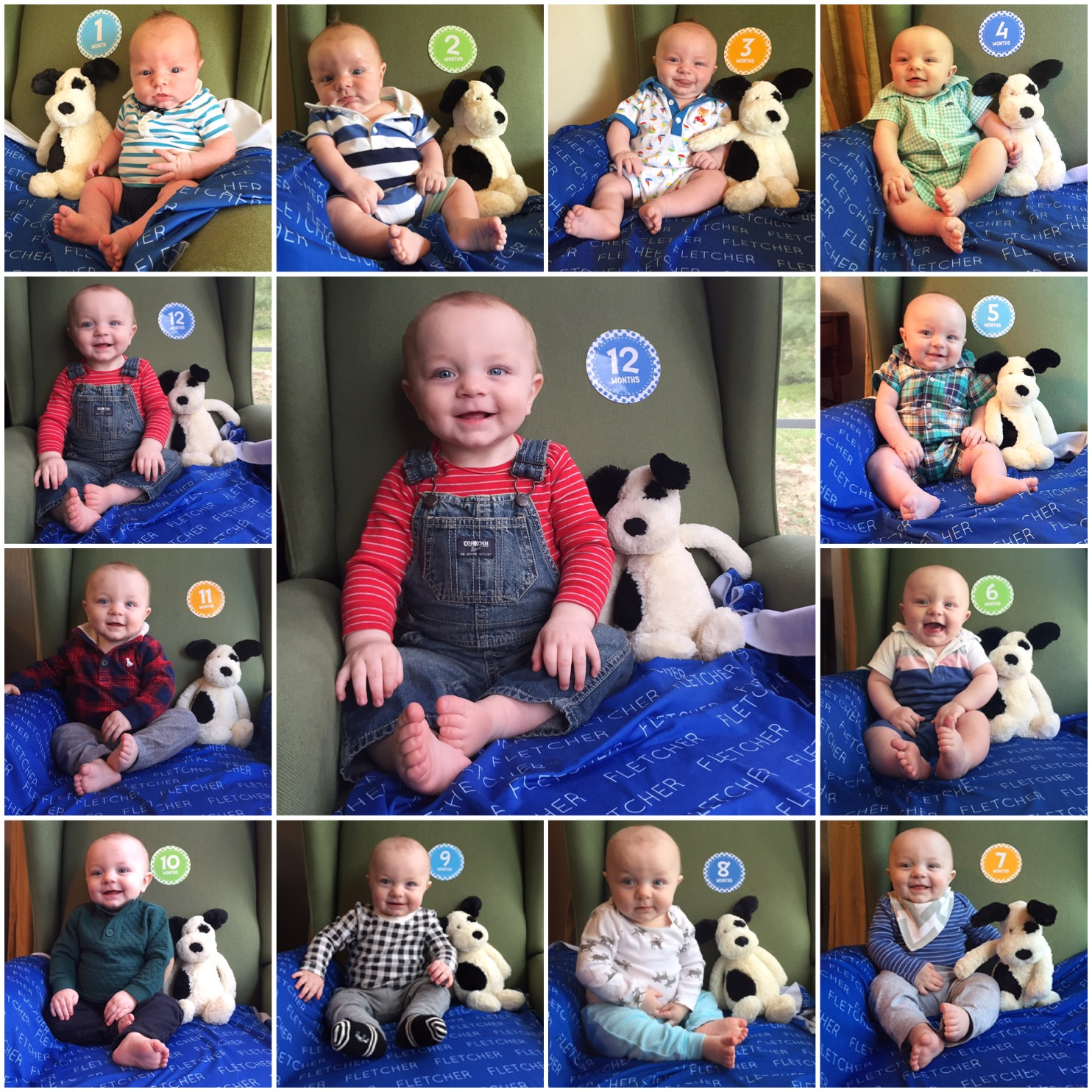 Polka Dotty Place Fletcher 10 12 Months