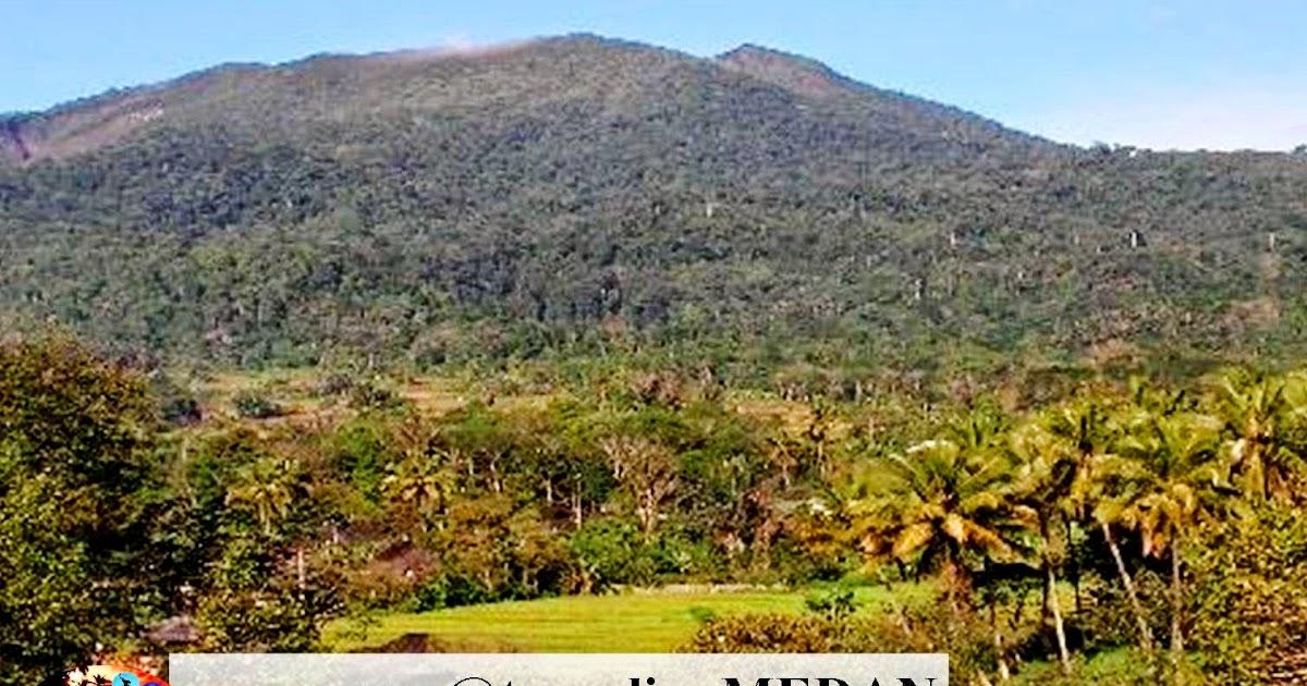 Keren Ada 7 Gunung Di Sumatera Utara Untuk Para Pendaki Pariwisata Sumut