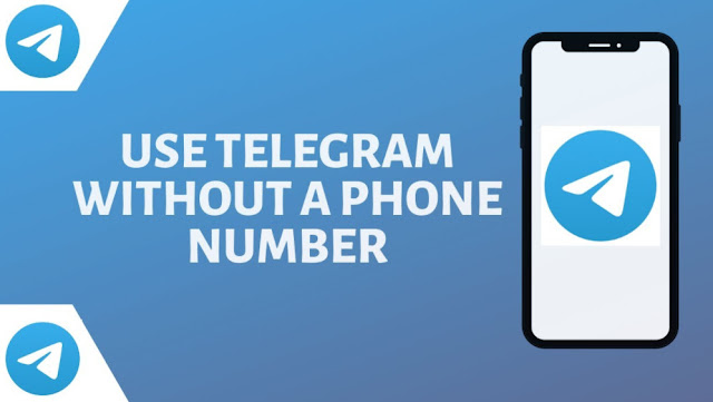 Telegram without a phone number