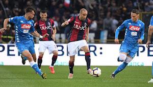 Prediksi Skor Bologna Vs Napoli 22 April 2020