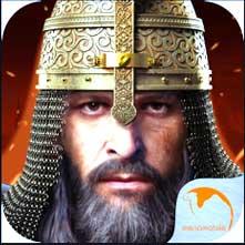 تحميل لعبة صلاح الدين للايفون  stronghold crusader للموبايل