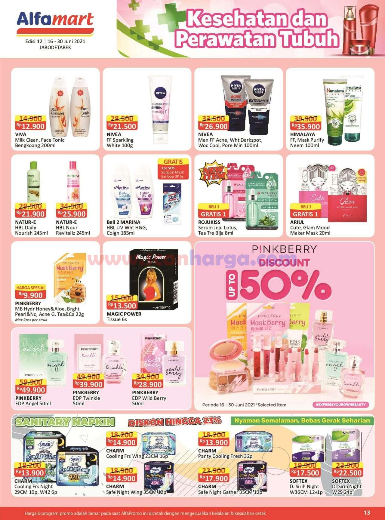 Katalog Promo Alfamart 16 - 30 Juni 2021 13