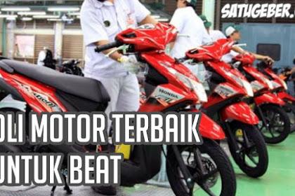 5 Oli Motor Tebaik Untuk Beat