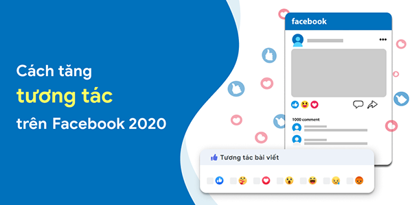 cach tang tuong tac facebook