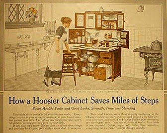 Etsy Vintage Team Collecting Hoosier Cabinets