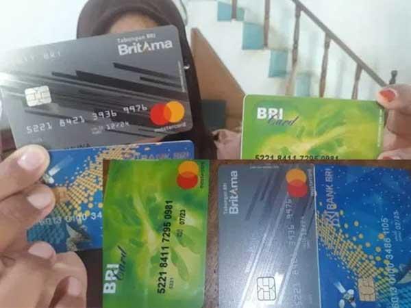 Ambil Kartu ATM BRI Rekening Yang Dibuat Secara Online