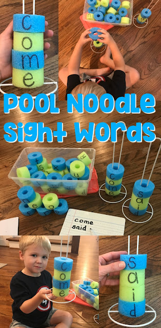 Tactile, hands on, engaging activity for preschool, Kindergarten, 1st grade, and 2nd grade students
