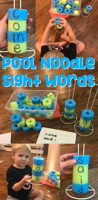 Tactile, hands on, engaging activity for preschool, Kindergarten, 1st grade, and 2nd grade students