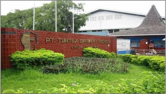 Loker untuk SMP di Tangerang Pabrik PT Tuntex Garment Indonesia