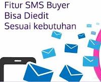 Fitur SMS Buyer Star Pulsa