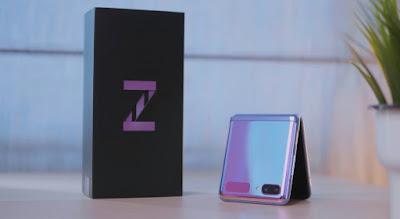 Spesifikasi & Harga Samsung Galaxy Z Flip