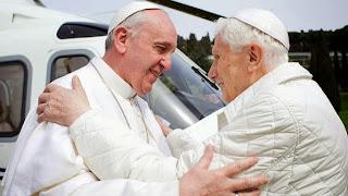 Popularidade do Papa