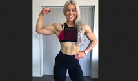 Female Muscle Building, How to Look Like a Model (Part 3)