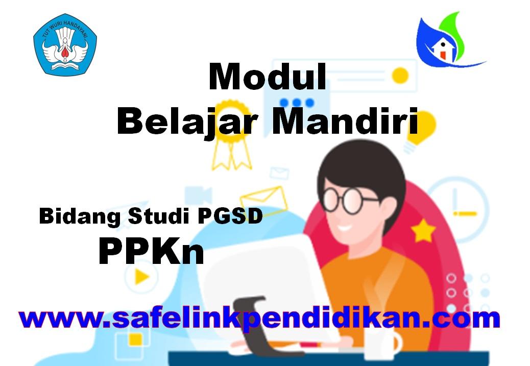 Modul Belajar Mandiri PPKn PGSD