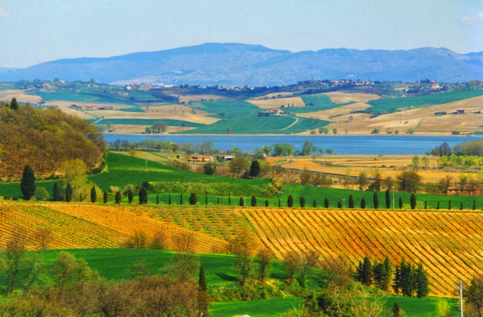 The 7 Best Photographic Routes Through Tuscany