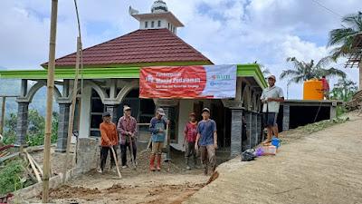 Laznas BMH Targetkan Bangun 12 Masjid di Pelosok Jawa Timur