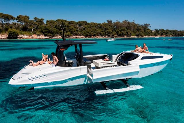 expandable boat