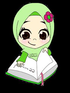 Doodle, Kartun, comel, qiut, ciut, Tengah Baca Buku,  Belajar Jawi, membaca buku, Membaca Jambatan Ilmu, Ilmu, Knowledge, Bahasa Arab,
