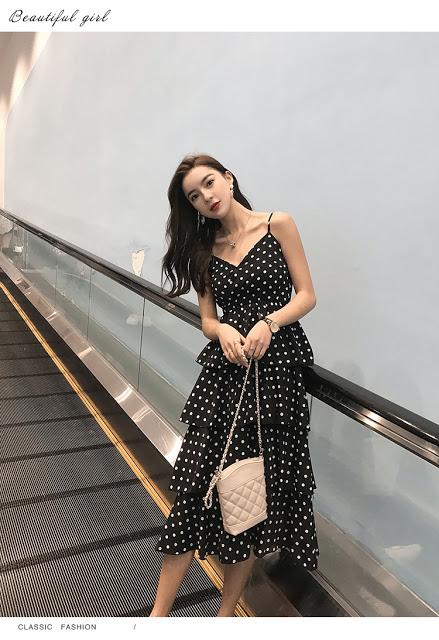 Cua hang ban vay maxi o Hoang Mai