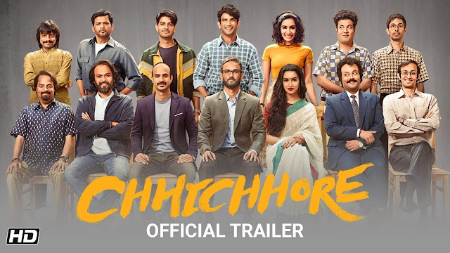 Chhichore Movie Review 2019 | Full Details Release Date