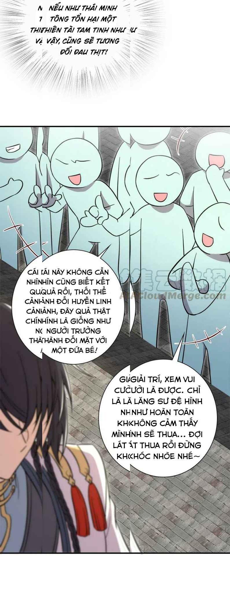 Sinh Hoạt Của Võ Đế Sau Khi Ẩn Cư  Chapter 15 - upload bởi truyensieuhay.com