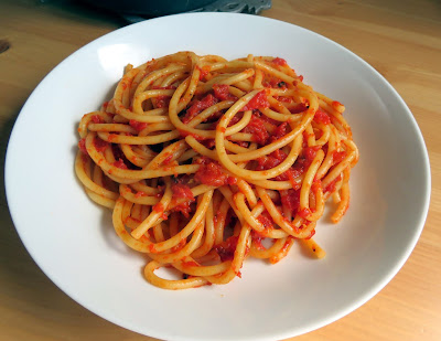 Butter Roasted Tomato Sauce