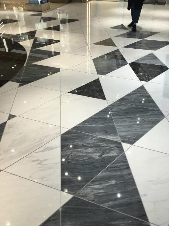 desain motif keramik lantai rumah minimalis