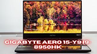 Gigabyte Aero 15-Y9 i9-8950HK