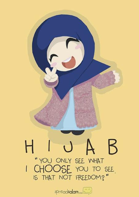 3 Alasan Untuk Tampil Memakai Hijab