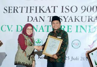 Rekening Agen Resmi De Nature Indonesia