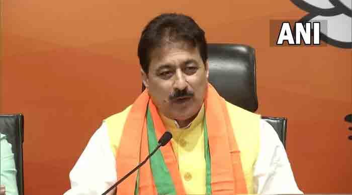 New Delhi, News, National, MLA, BJP, Politics, Congress, Uttarakhand Congress MLA Rajkumar joins BJP at party office in Delhi