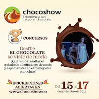 Feria del chocolate CHOCOSHOW 2019 | Corferias