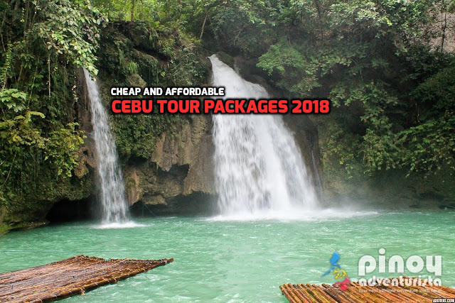 CHEAP AFFORDABLE CEBU TOUR PACKAGES 2018