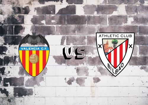 Valencia vs Athletic Club  Resumen