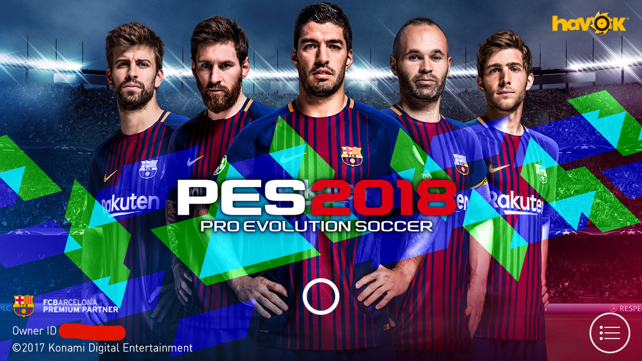 PES 2018 Mobile Android Minimum Patch 2018 V4.2 World Cup