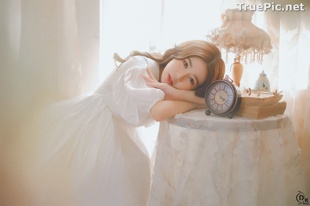 Image Vietnamese Beautiful Girl - The Lonely White Princess - TruePic.net - Picture-5