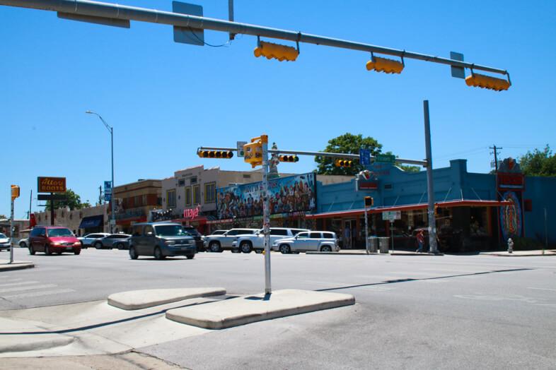 Austin tx south congress