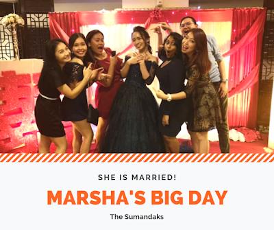 MARSHA'S BIG DAY | WINICHELEN WONGKIN
