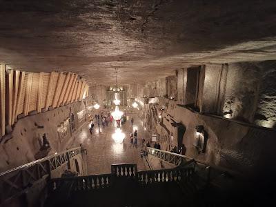 Cracovia miniere wieliczka
