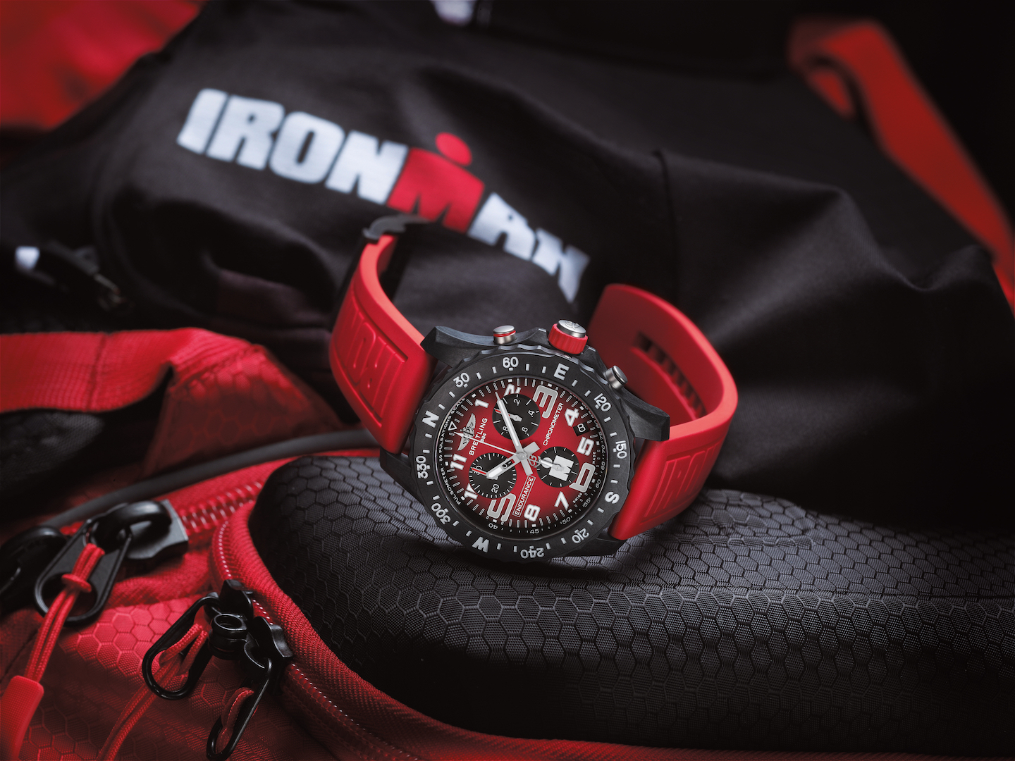 Ironman and Breitling partner to launch new watches